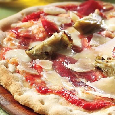 Oggi...Pizza