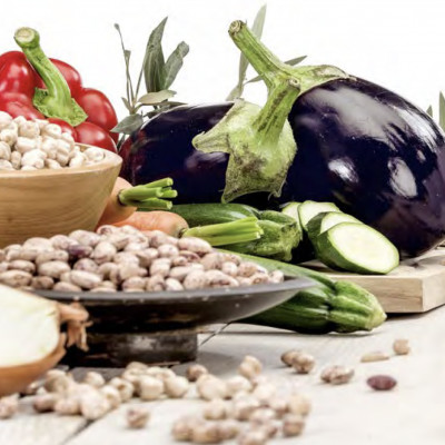 Olives, Vegetables and Legumes