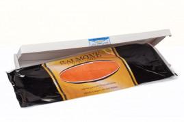 Salmone Norvegese affumicato preaffettato (decongelato)