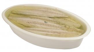 Filetti di sgombro marinati (Marinierte Makrelenfilets)