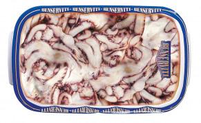 Carpaccio di polpo marinato (Carpaccio de pulpo marinado)