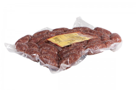 Salsiccia di Cinghiale - Wild Boar Sausage Approx. weight 940-1060 g nt. wt.