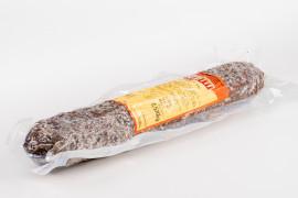 Salame di cinghiale al pepe - Peppered Wild Boar Salami