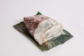 "Roast beef di sottofesa al Profumoro (Roastbeef aus der Kugel mit Pökelsalz ""Profumoro"")"