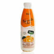 Jus de fruit orange
