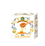 Dispenser Miele Millefiori (Dispensador de miel mil flores)