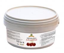Confettura extra di amarene (Confiture extra de griottes)
