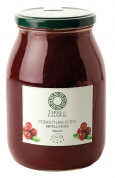 Confettura extra di mirtilli rossi Bio - Organic Extra Cranberry Jam