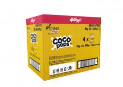 Riso soffiato cioccolato (Riz soufflé au chocolat)