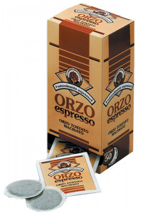 Orzo express - Barley Express Dispenser of 50 pods, 300 g nt. wt.