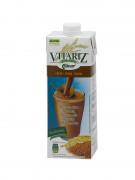 Bevanda vegetale di riso al cacao biologica (Bebida vegetal de arroz al cacao biológica)