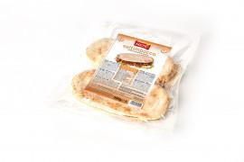 Saltimbocca (Lavastein-Brot)