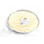 Base pizza senza glutine (Base à pizza sans gluten)