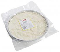 Base pizza senza glutine (Base para pizza sin gluten)