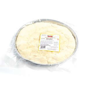 Base pizza senza glutine - Gluten-free pizza base Bag 220 g nt. wt.