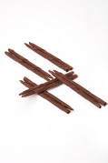 Matite di cioccolato fondente – Dark chocolate sticks