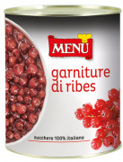 Garniture di ribes - Currant topping