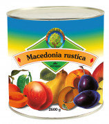 Macedonia rustica - Rustic Fruit Cocktail