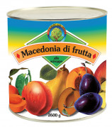 Macedonia di frutta (Macédoine de fruits)