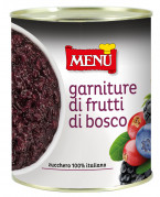 Garniture di frutti di bosco - Wild Berry topping