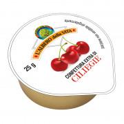 Confettura di ciliegie (Kirschkonfitüre)