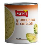 Grancrema di carciofi (Grancrema mit Artischocken)