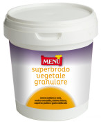Superbrodo vegetale granulare