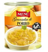 Gransalsa di Porro - Gransalsa sauce with leeks