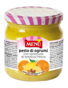 Pesto di agrumi - Citrus Pesto