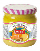 Pesto di agrumi - Citrus fruit pesto