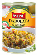 Dadolata di verdure - Chopped vegetables