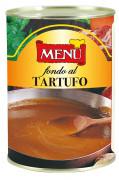 Fondo al tartufo (Fond mit Trüffeln)