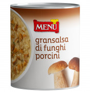 Gransalsa di porcini - Gransalsa sauce with porcini mushrooms