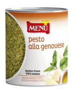 Granpesto alla genovese in asettico - Granpesto Genovese pesto sauce in asptic technology