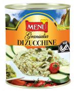 Gransalsa di zucchine - Gransalsa sauce with courgettes