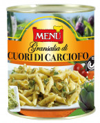 Gransalsa di cuori di carciofo - Gransalsa sauce with artichoke hearts