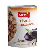 Salsa di melanzane - Aubergine sauce