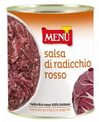 Salsa di radicchio rosso (Sauce de chicorée rouge)