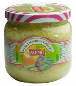 Salsa di cuori di carciofo - Artichoke heart sauce