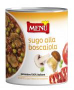 """Sugo alla Boscaiola - """"Boscaiola"""" Sauce"""