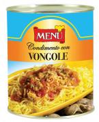 Condimento con vongole (Condiment aux palourdes)