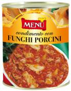 Condimento con funghi porcini - Porcini Mushroom Sauce