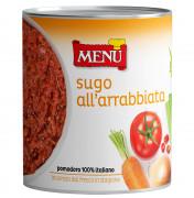 Sugo all'Arrabbiata – Spicy Tomato Sauce
