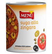 Sugo alla Zingara (Salsa «zíngara»)