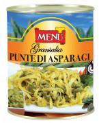 Gransalsa di punte di asparagi - Gransalsa with asparagus tips