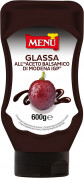 Glassa all'aceto balsamico - Balsamic vinegar glaze