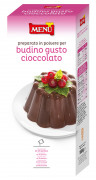 Budino al cioccolato (Schokoladenpudding)