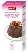 Budino al cioccolato (Flan au chocolat)