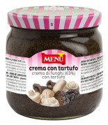 Crema con tartufo – Mushrooms and truffle paste