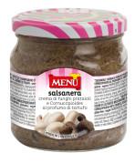Salsanera al profumo di tartufo - Mushrooms paste with truffle aroma